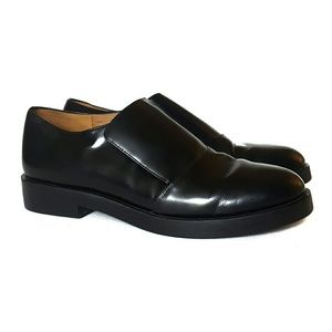 &other stories chunky heel Oxfords